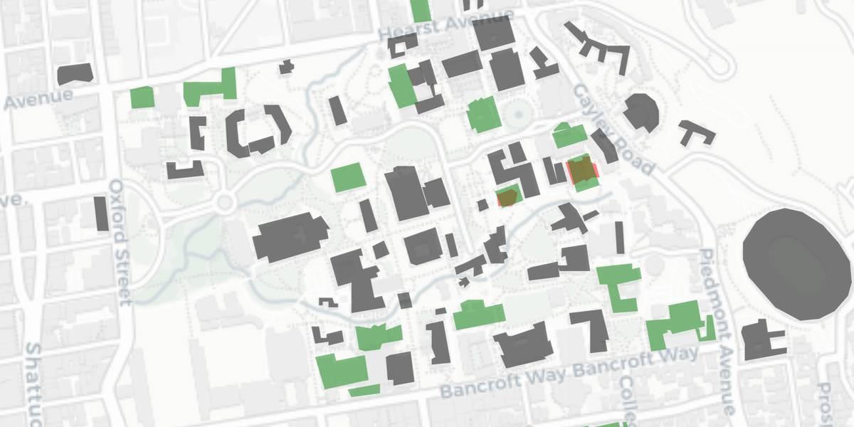 Building Berkeley on uc berkeley hill, uc berkeley fox, uc berkeley evans, uc berkeley tiffany,